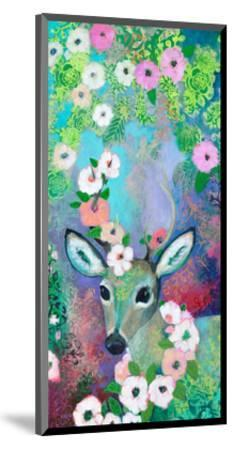 Forest Prince-Jennifer Lommers-Mounted Art Print
