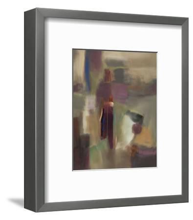 Raven Song-Nancy Ortenstone-Framed Art Print