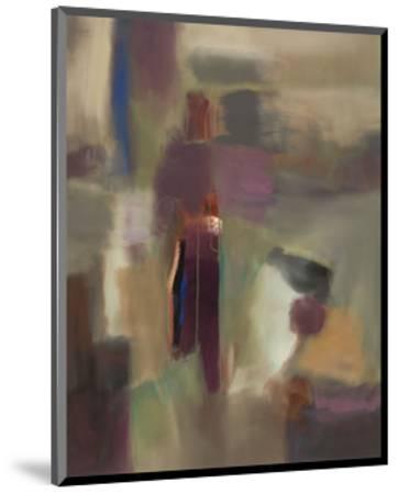 Raven Song-Nancy Ortenstone-Mounted Art Print