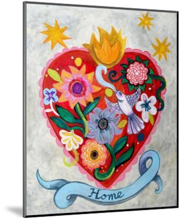Home!!-Mercedes Lagunas-Mounted Art Print