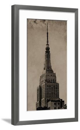 Empire Peak - Solar-Pete Kelly-Framed Giclee Print