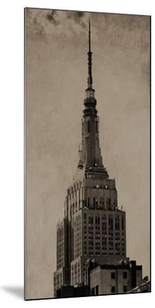 Empire Peak - Solar-Pete Kelly-Mounted Giclee Print