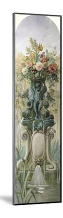 Scenic Panel II-Pierre-Victor Galland-Mounted Giclee Print