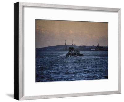 Liberty Crossing-Pete Kelly-Framed Giclee Print