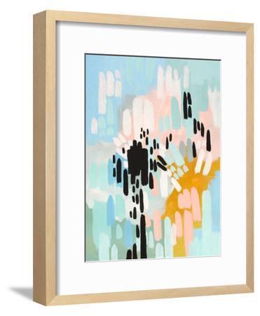 Collisions-Annie Bailey-Framed Art Print