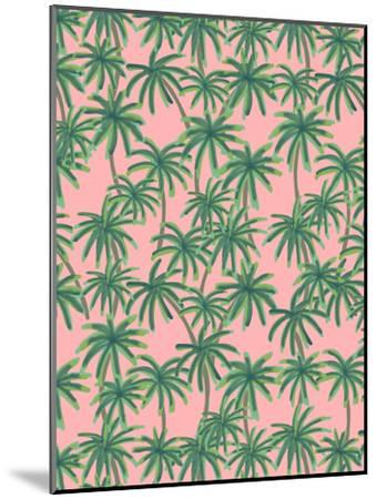 Palms Obsession-Emanuela Carratoni-Mounted Art Print