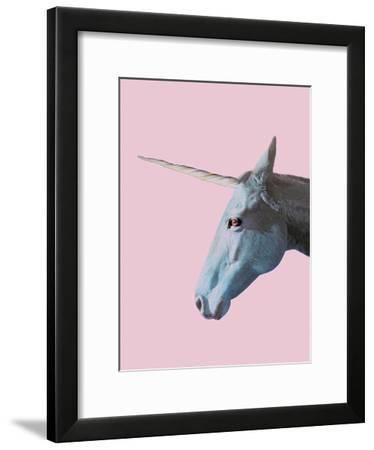 I Really Believe In Myself-Emanuela Carratoni-Framed Art Print