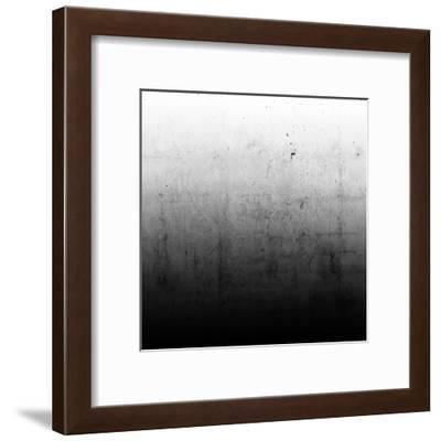 Black Ombre-Emanuela Carratoni-Framed Art Print