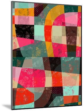 Fragments Xi-Susana Paz-Mounted Art Print