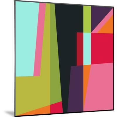Geometric 28-Susana Paz-Mounted Art Print