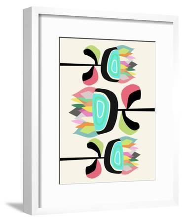 Joyful Plants-Susana Paz-Framed Art Print