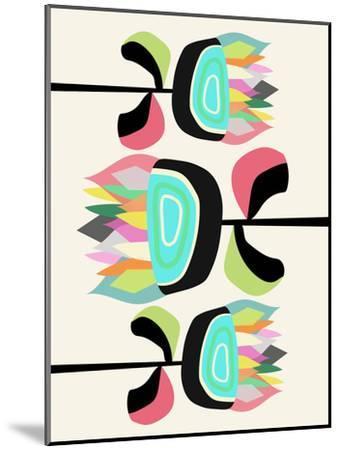Joyful Plants-Susana Paz-Mounted Art Print