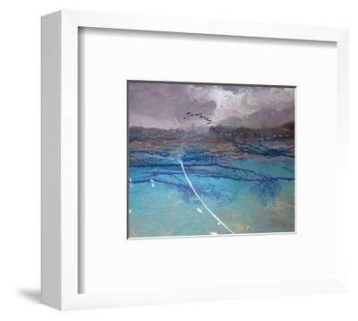 Swirl-Anne Farrall Doyle-Framed Art Print