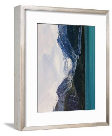 Alaska Wilderness-Leah Flores-Framed Art Print