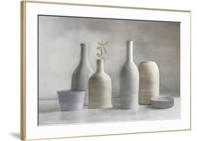 The Ceramicist's Muse-Mark Chandon-Framed Giclee Print