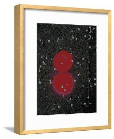 Gas Mark IV - Focus-Derek Rangecroft-Framed Giclee Print