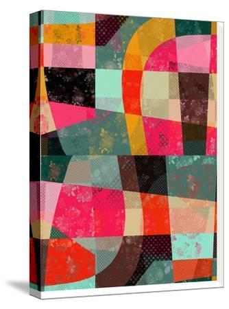 Fragments Xi-Susana Paz-Stretched Canvas Print