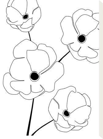 Bloomed Flower-Explicit Design-Stretched Canvas Print