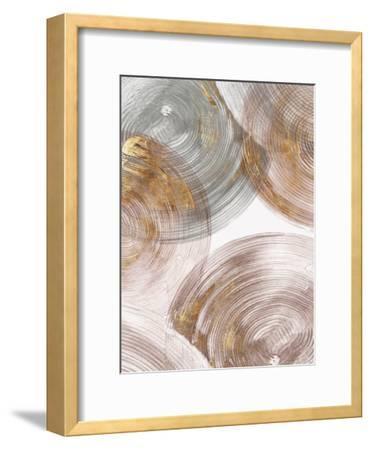 Spiral Rings Ii-PI Creative Art-Framed Art Print