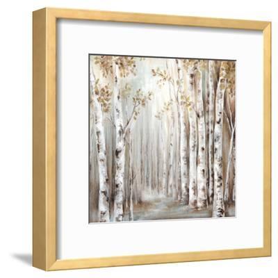 Sunset Birch Forest Iii-PI Creative Art-Framed Art Print