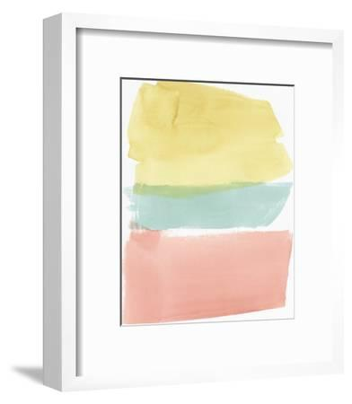 Delectable I-PI Creative Art-Framed Art Print