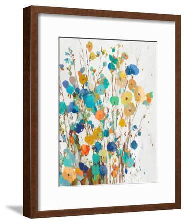 Spring Garden I-PI Creative Art-Framed Giclee Print