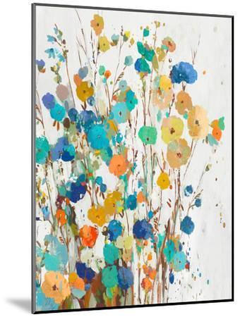 Spring Garden I-PI Creative Art-Mounted Giclee Print