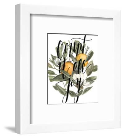 Count It All Joy-Shealeen Louise-Framed Giclee Print