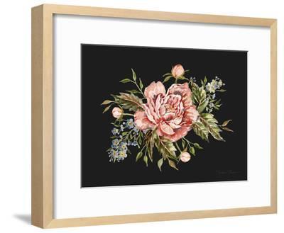 Pink Wild Rose Bouquet-Shealeen Louise-Framed Giclee Print