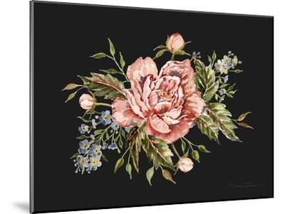 Pink Wild Rose Bouquet-Shealeen Louise-Mounted Giclee Print