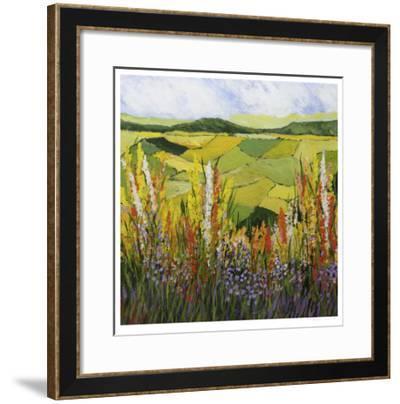 How Green is my Valley-Allan Friedlander-Framed Limited Edition