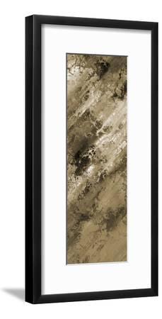 Earthy Abstract 2-Sheldon Lewis-Framed Art Print