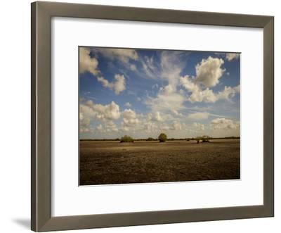 Lonely Earth-Glenn Taylor-Framed Art Print