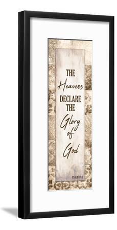 The Heavens-Kimberly Allen-Framed Art Print