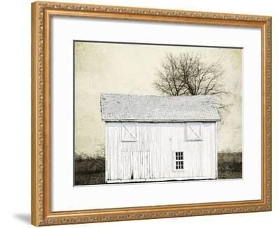 Out Field-Sheldon Lewis-Framed Art Print