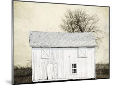 Out Field-Sheldon Lewis-Mounted Art Print