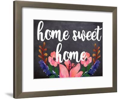 Home Sweet Home-Jelena Matic-Framed Art Print
