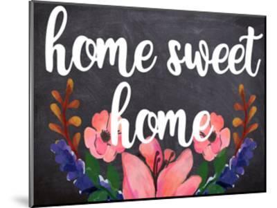 Home Sweet Home-Jelena Matic-Mounted Art Print