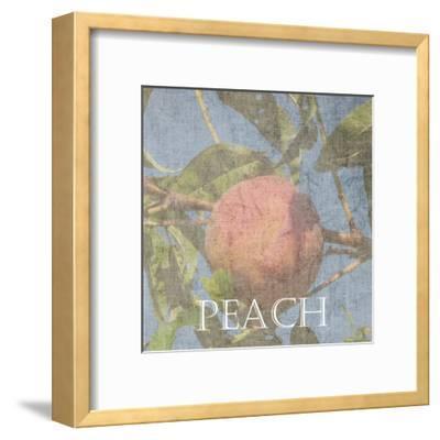 Peach-Sheldon Lewis-Framed Art Print