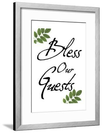 Our Guests-Sheldon Lewis-Framed Art Print