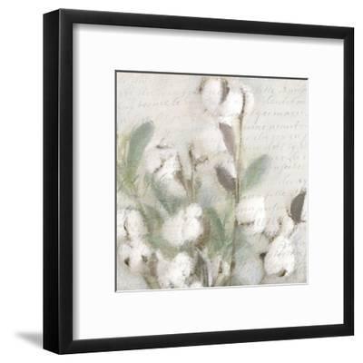 Soft Cotton 2-Kimberly Allen-Framed Art Print