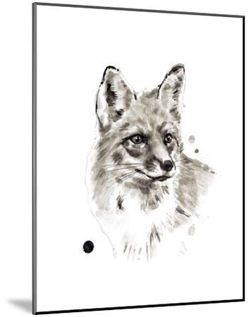 Fox-Philippe Debongnie-Mounted Art Print