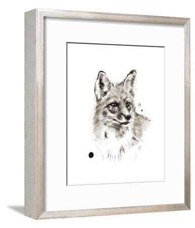 Fox-Philippe Debongnie-Framed Art Print