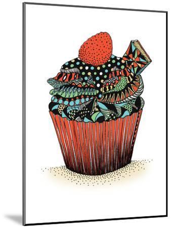Cupcake-Patricia Pino-Mounted Art Print
