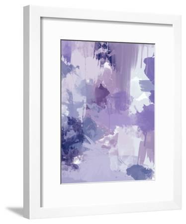 Bomb Pop Purple-Amy Brinkman-Framed Art Print
