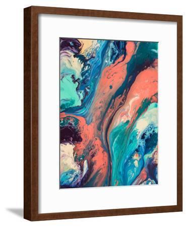 Drifting Away-Destiny Womack-Framed Art Print