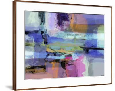 Illuminate III-Michael Tienhaara-Framed Giclee Print