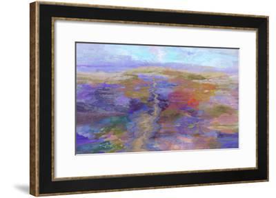Plateau II-Michael Tienhaara-Framed Giclee Print