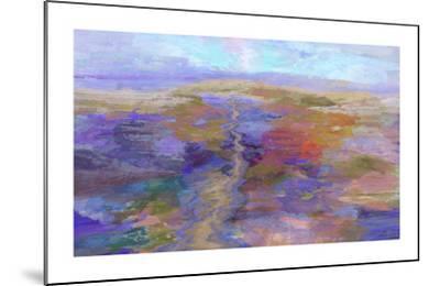 Plateau II-Michael Tienhaara-Mounted Giclee Print