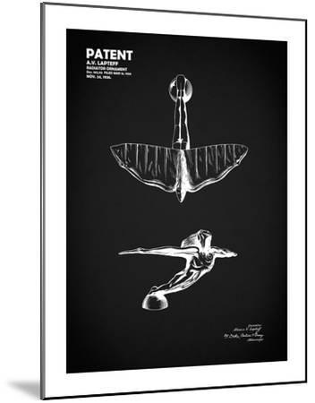 Radiator Ornament 1936 Bk-Mark Rogan-Mounted Giclee Print